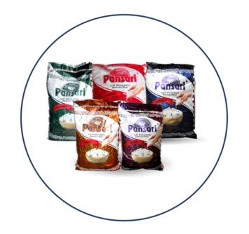 Pansari White Sella Basmati Rice