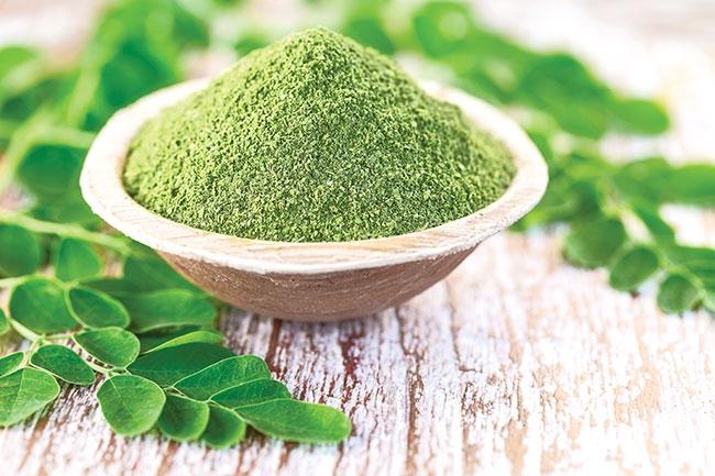 Moringa Leaf Powder (202003)