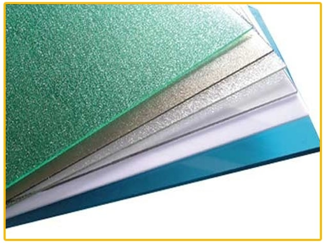 Buy Polycarbonate Roofing Sheet from Madhav Enterprise, Ankleshwar, India |  ID - 5494902