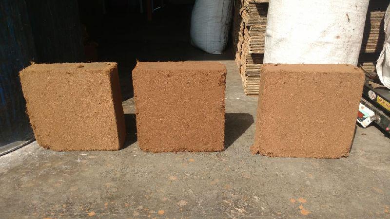 Coconut Coir Bricks