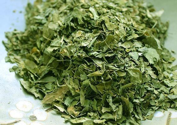 Moringa Dried Leaves (SEVN0001)