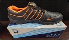Dyke Sport Orange Safety Shoes