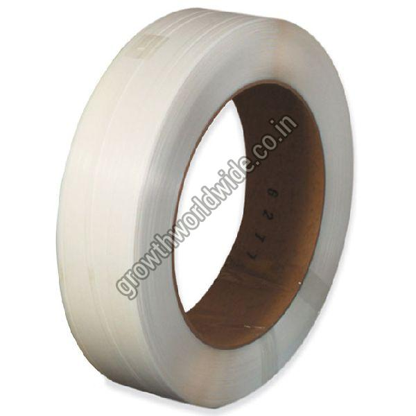 Recycle Dull White PP Box Strapping Roll