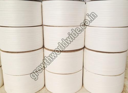 Recycle White PP Box Strapping Roll