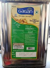 Gagan Refined Soyabean Oil