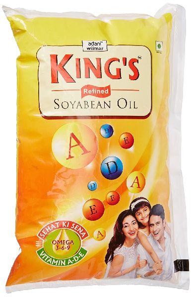 Kings Refined Soyabean Oil