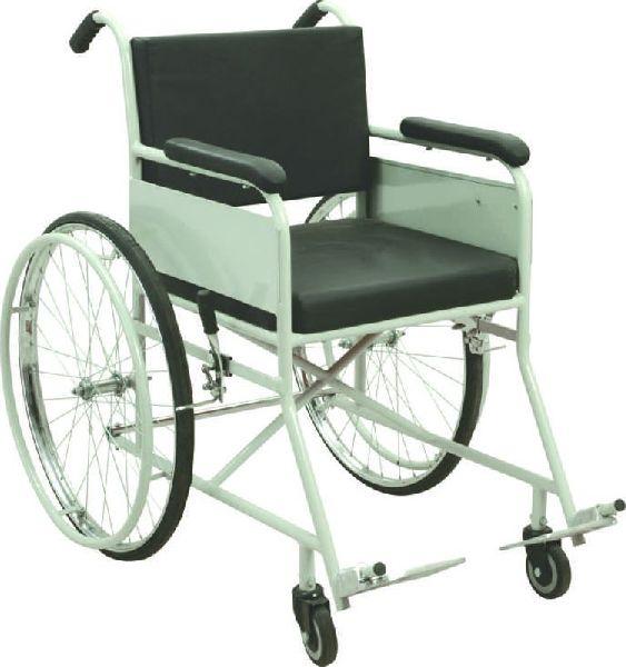 Non Folding Invalid Wheelchair