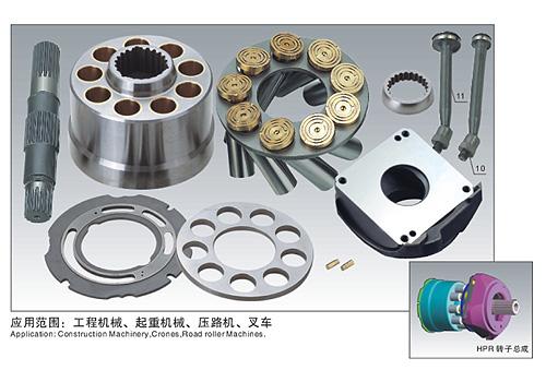 Linde Hydraulic Pump Parts