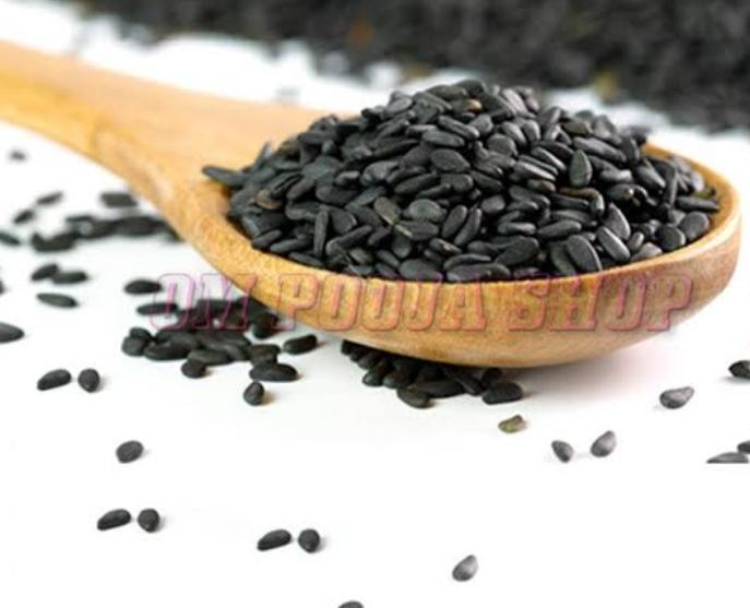 Black Sesame Seeds (30895)