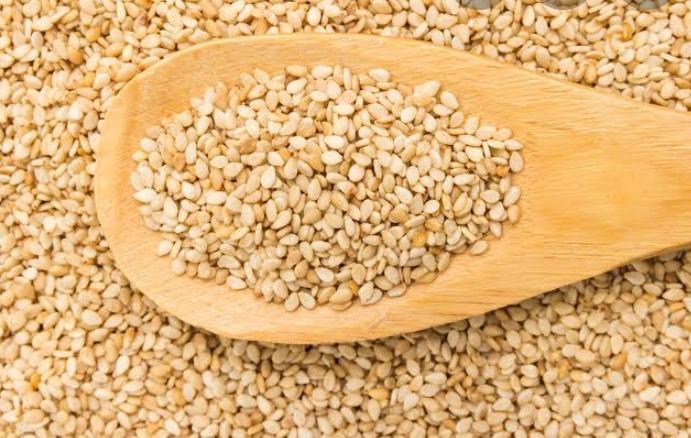 White Sesame Seeds (30894)