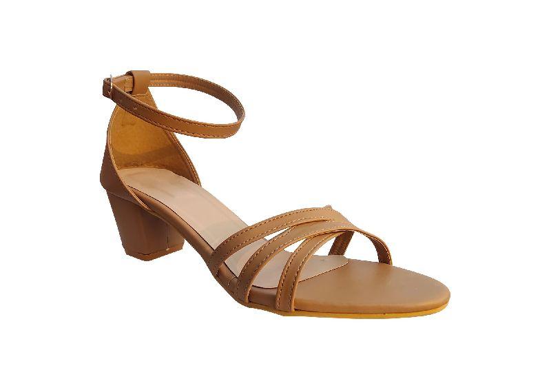 TNT-106 Block Heel Sandals