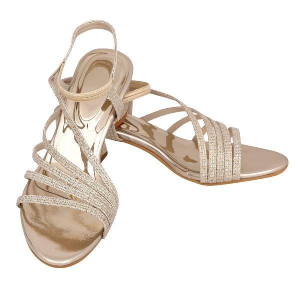 TNT-111 Block Heel Sandals