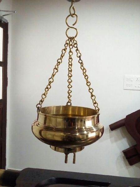 Brass Sirodhara Vessel (PURETOUCH008)