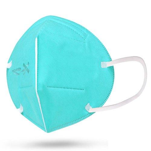 Blue Respirator N95 Face Mask