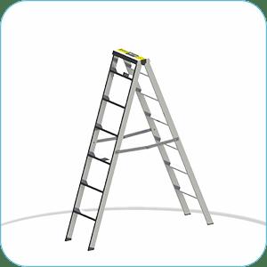 FRP A Type Ladder
