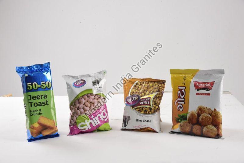 Printed Laminated Pouches