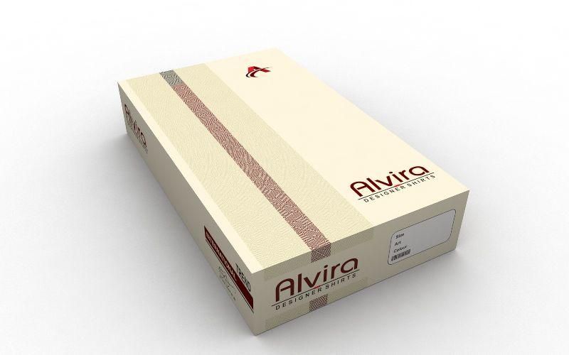 Alvira Shirt Packaging Box