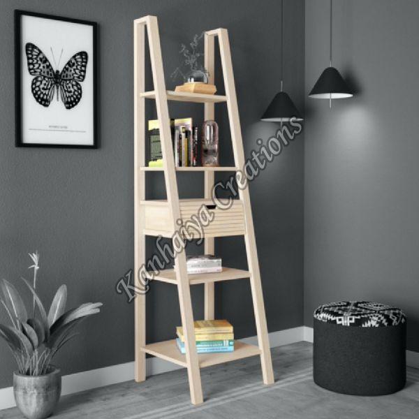 Mango Wood Bookshelf