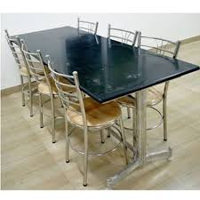 Granite Top Dining Table By Diamond Industries Granite Top Dining Table Id 5736689