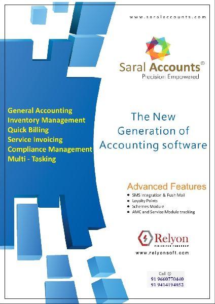 Saral Accounting Software