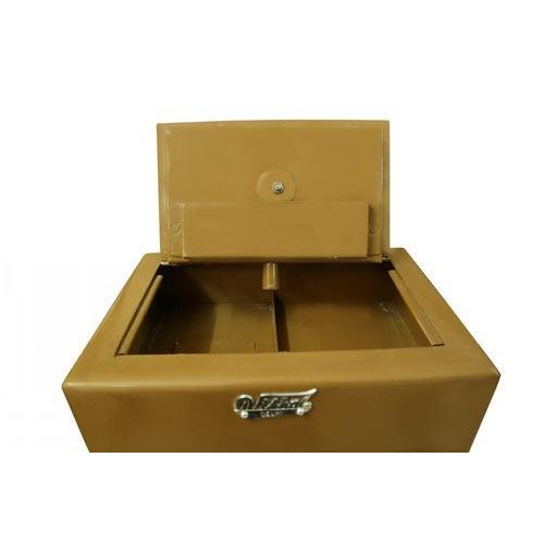 Stainless Steel Metal Cash Box