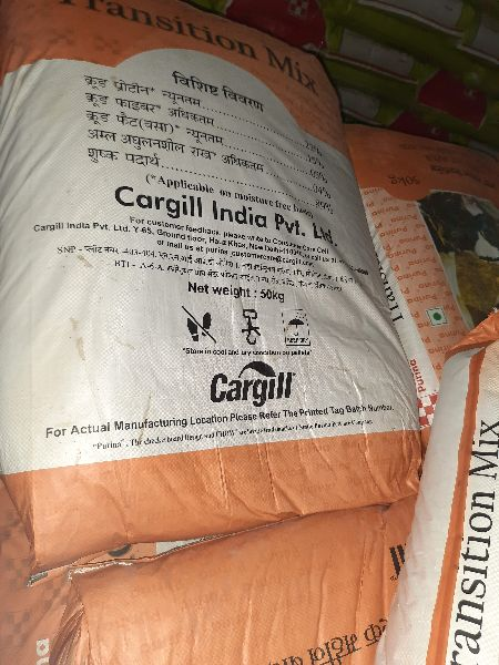 Transition Mix Cattle Feed