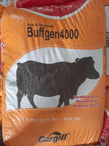 Buffgen 4000 Cattle Feed