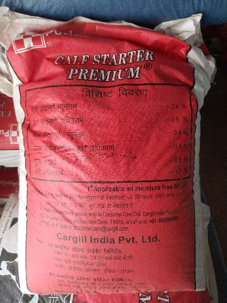 Calf Starter Premium Cattle Feed