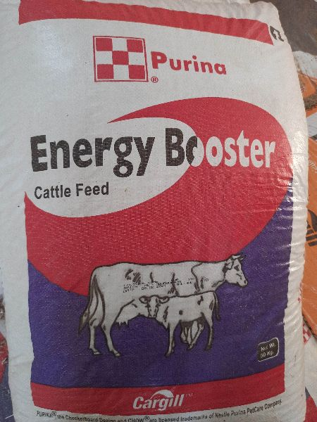 Energy Booster Cattle Feed