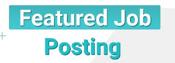 Featured Job Classified Posting