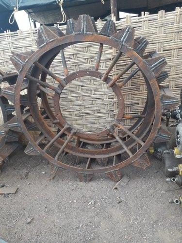 Tractor Cage Wheel