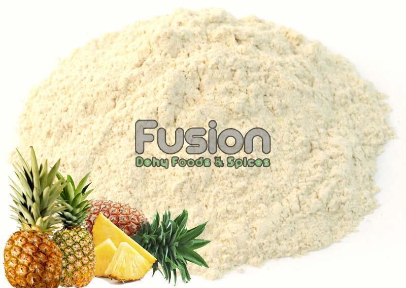 Dehydrated Pineapple Powder