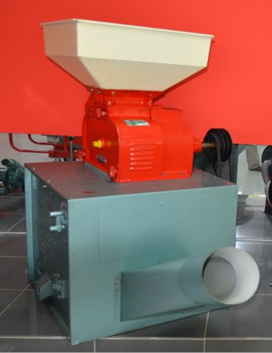 Rice Huller Machine