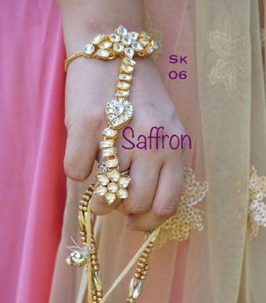 Hand Harness Bracelet