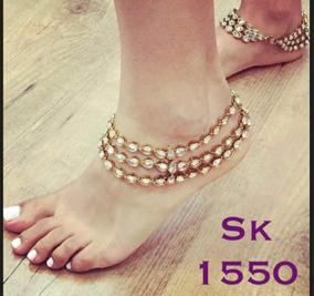 Designer Anklets