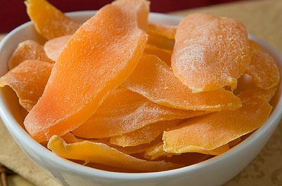 Yellow Mango Slice