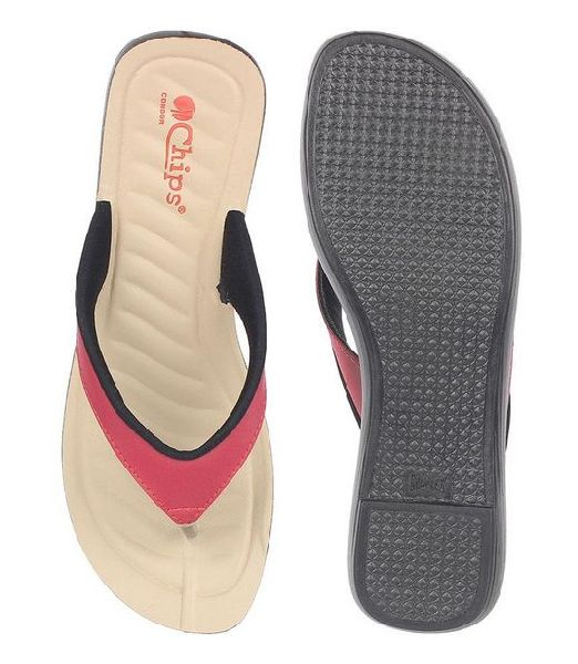 3013 Chips Ladies Slippers