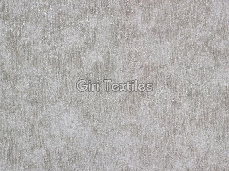 Woven Cotton Grey Fabric