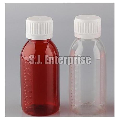 Syrup PET Bottle