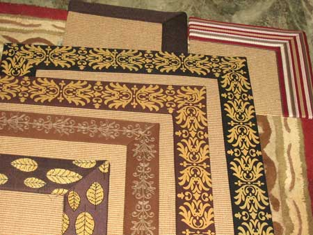 Jute Rugs with Border (Jute Rugs with Borde)