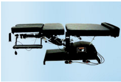 Motorized Flexion Distraction Variable Height Table