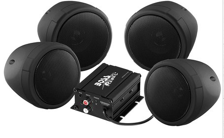 BOSS AUDIO SPEAKERS