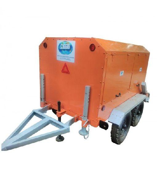 Electric Winch Machine (PI-EW-3T)