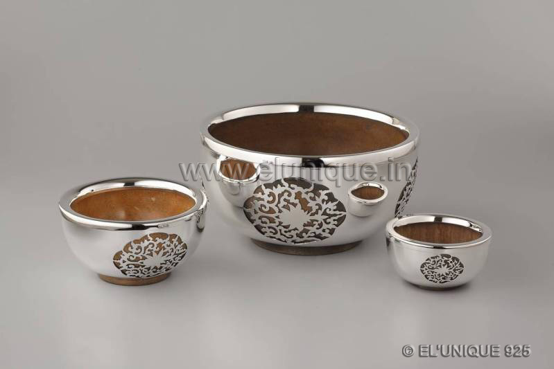 Sterling Silver Bowls