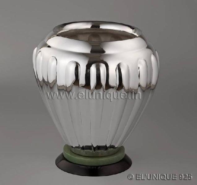 Sterling Silver Vases