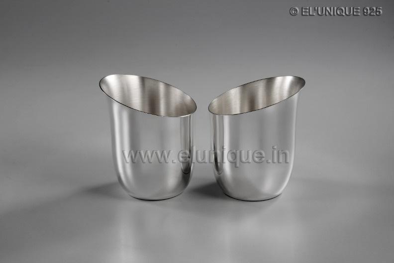Sterling Silver Glasses