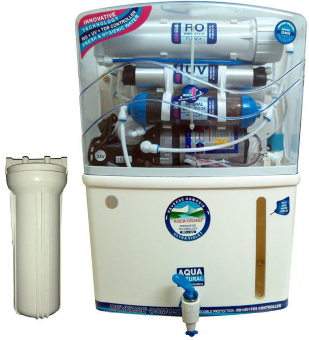 62fa73ab8 Aqua Grand purification system Manufacturer in Assam India by JB ...