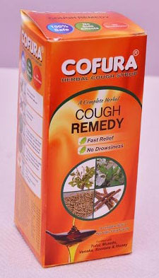 Tulsi Cough Syrup