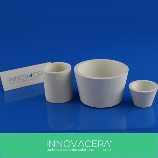 Buy Boron Nitride Ceramic Crucibles/innovacera from Xiamen