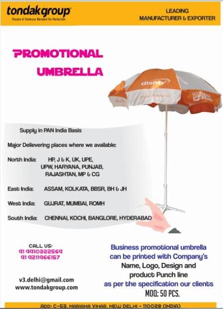 Business Promotional Umbrella (#001)